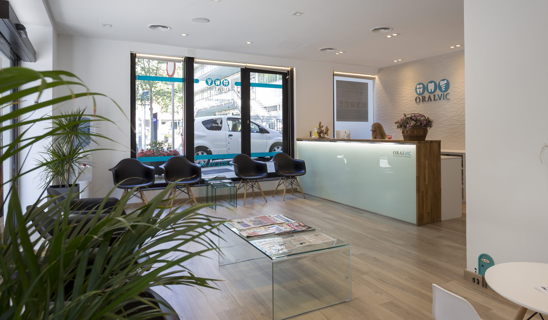 clinica dental vic