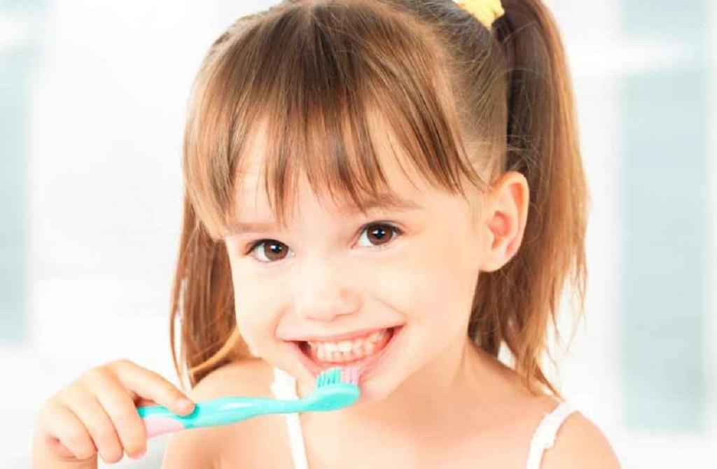 Consejos higiene bucal en niños